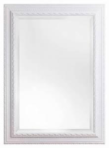 Große Spiegel Mit Rahmen : spiegel mit wei em barock rahmen ~ Michelbontemps.com Haus und Dekorationen