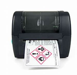 ghs labeling products creative safety supply With ghs printer
