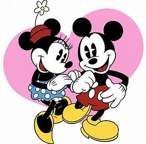 89 best Classic Mickey and Minnie images on Pinterest ...