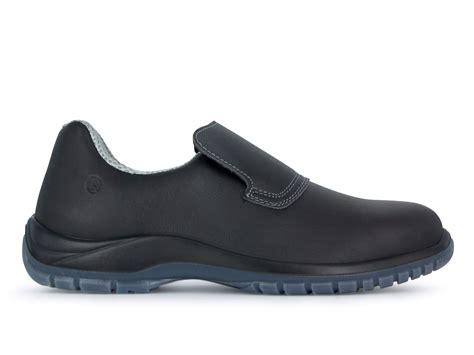 chaussure cuisine femme chaussures de cuisine noir avec embout de sécurité dan