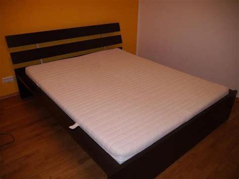 Ikea Hopen Bett 160 X 200 Mit Grosana Sinuflex Matratze