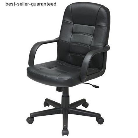 computer desk chair leather office chairs home furniture