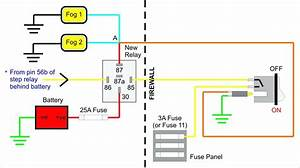 Led Light Bar Wiring Diagram Without Relay