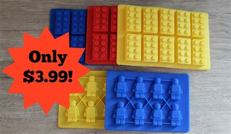 Lego Silicone Mold Only $3.99! - Become a Coupon Queen