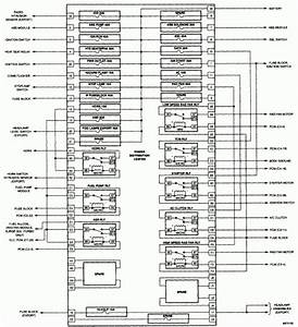 2003 Chrysler Pt Cruiser Fuse Box Diagram