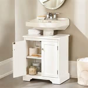 only best 25 ideas about pedestal sink storage on pedistal sink bathroom storage