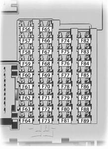 Ford C-max Hybrid  Energi  2013   U2013 Fuse Box Diagram
