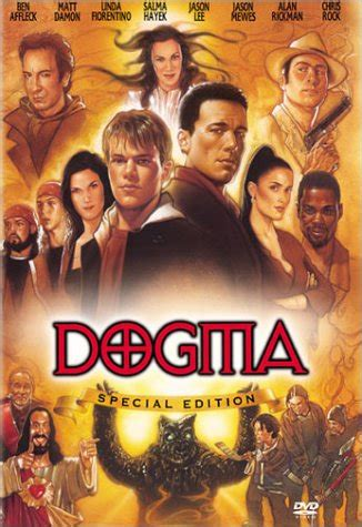 dogma internet  firearms  guns  movies