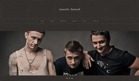 Totally free music downloads, sites, music videos, music review and more! Create your own Website with 40+ Band & Music Band WordPress Templates | Free & Premium Templates
