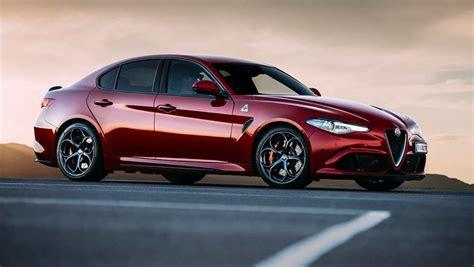 Giulia Alfa Romeo by Alfa Romeo Giulia Quadrifoglio 2017 Review Road