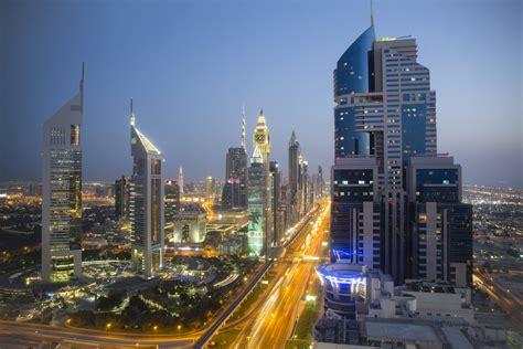 dubai  worlds  powerful cities  talent business