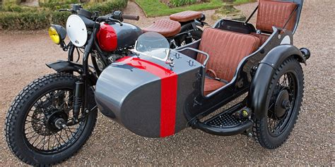 A Fourseat Ural Motorcycle Is Cooler Than Your Minivan