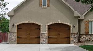 Carriage style garage doors door tech in upstate sc for Carriage style garage doors prices