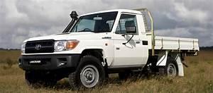 2007 Toyota Landcruiser 70 Series
