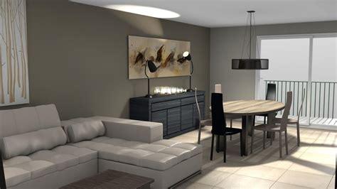 davaus net salon sejour moderne chaleureux avec des id 233 es int 233 ressantes pour la conception