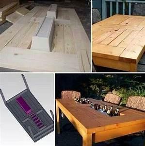 Ventilateur Avec Bac A Glacon : table de jardin avec bac gla ons maison bonnes id es ~ Dailycaller-alerts.com Idées de Décoration