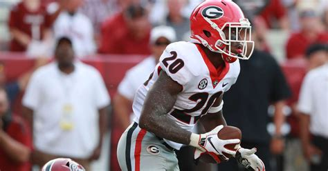 georgia safety jr reed emerges  leader playmaker