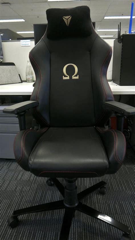 secretlab omega stealth review gaming in comfort kotaku