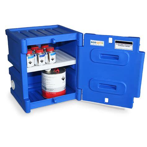 corrosive cabinet corrosive storage cabinets polyethylene cabinets ecospill