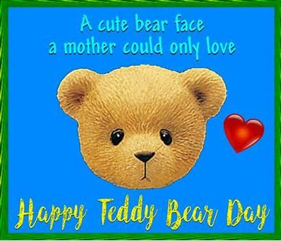 Teddy Ecard Bear Happy Customize Send