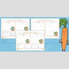 * New * Carrot Clubkarapu Kāroti Character Description Differentiated
