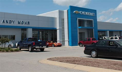 Andy Mohr Chevrolet  One View