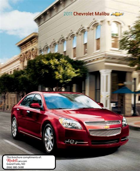 Rydell Chevrolet Buick Gmc Cadillac by 2011 Chevrolet Malibu In Grand Forks Nd Rydell