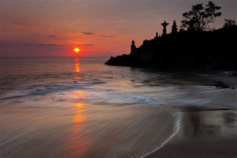 foto foto pemandangan pantai kuta kumpulan foto foto