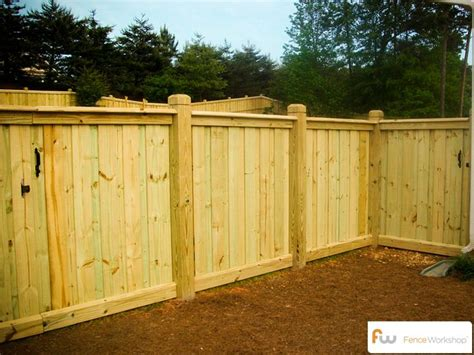 10+ Images About Fence On Pinterest