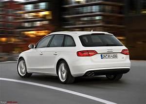 Audi A4 2012 : 2012 audi a4 facelift now unveiled team bhp ~ Medecine-chirurgie-esthetiques.com Avis de Voitures