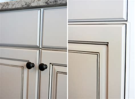 pinstripe glaze kitchen cabinets use a sharpie to simulate cabinet glazing kitchen 4239
