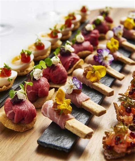 canapes finger food resultado de imagen para canapés para festas eventos y