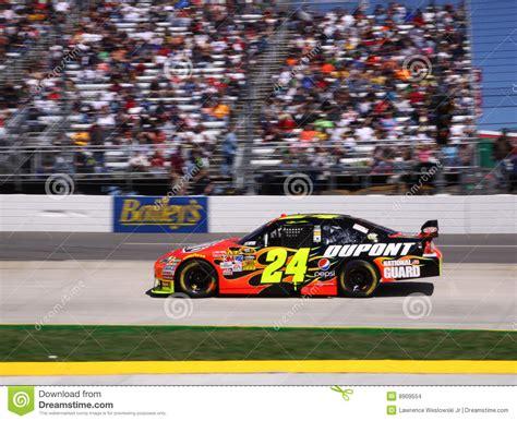 Jeff Gordon Race Car Stock Images