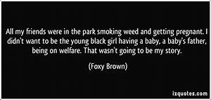 Girl Smoking Weed Quotes