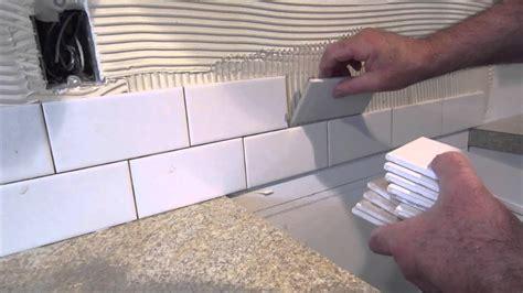 How To Install Tile Backsplash  Casual Cottage