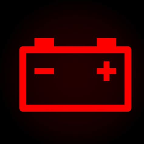 Battery Light Comes On Then Goes by Warning Lights Engine Repair
