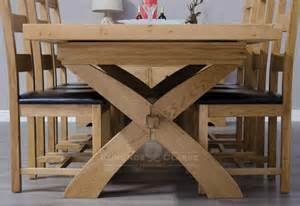 oak kitchen furniture melford oak x leg extending dining table kitchen and dining room dining and kitchen tables