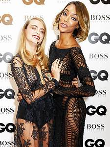 Cara Delevingne Grabs Her Friends' Boobs: Instagram Photos ...