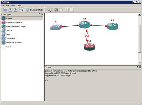 Practice Cisco router configuration using a free emulator