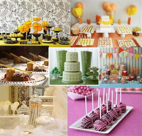 be your own wedding planner diy wedding dessert bar