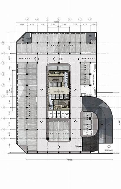 Building Plan Floor Office Basement Plans Rise