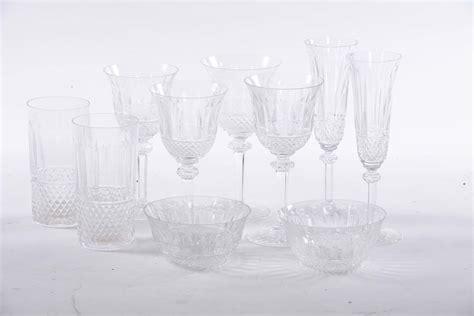 Bicchieri Louis by Servizio Bicchieri In Cristallo Louis Arredi E