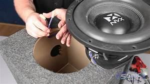 How To Install A Car Subwoofer In A Box