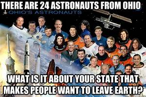 There are 24 astronauts from Ohio What is it about your ...
