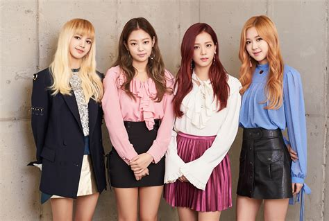 Photo )) Blackpink For December Issue Of Nylon Japan