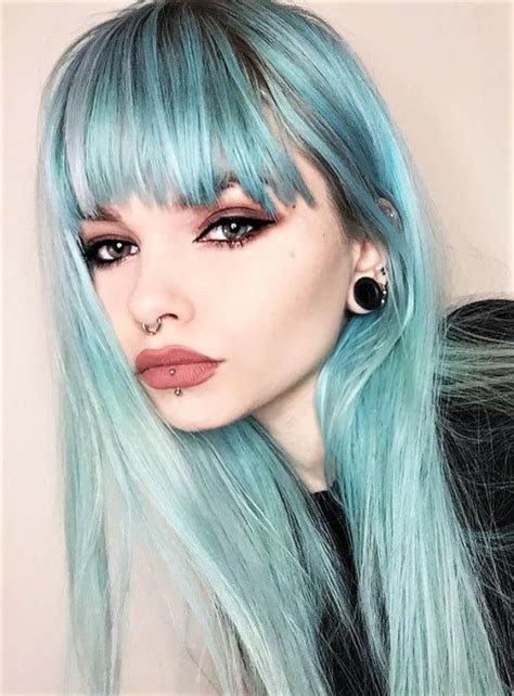 15 Edgy Hair Color Ideas To Try Right Now In 2019 Witch