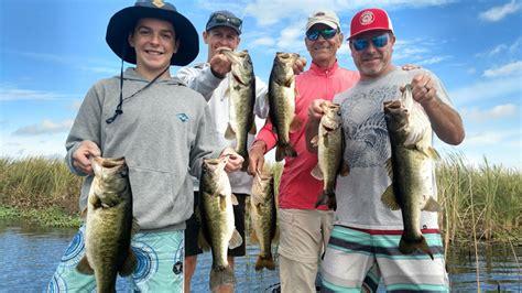 fishing bass florida experts local