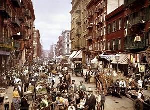 "ItalianAwareA ""Littler Italy"" in New York"