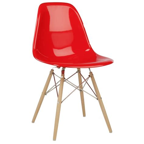 eames dsw side chair fiberglass replica commercial furniture