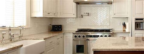 Light Beige Countertop Backsplash Tile Idea, chevron and